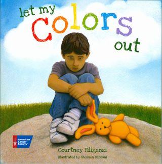 Let My Colors Out cover